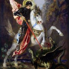 Who is Saint George?