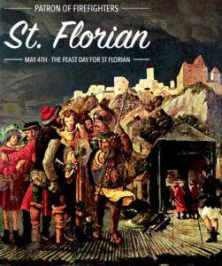 Saint Florian - Patron of Firefirghters