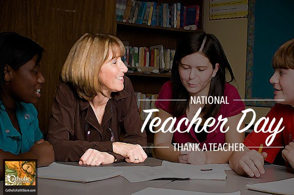 National Teacher's Day Prayer