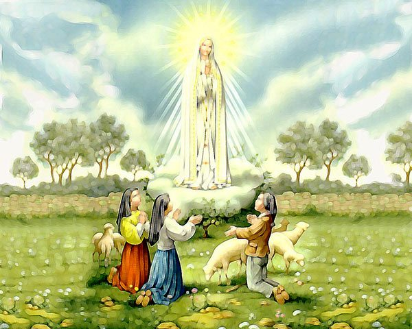 Third Apparition of Fatima