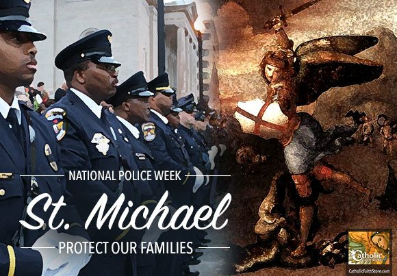 St. Michael the Archangel: Patron Saint of Police Officers