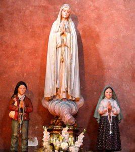 Second Apparition of Fatima