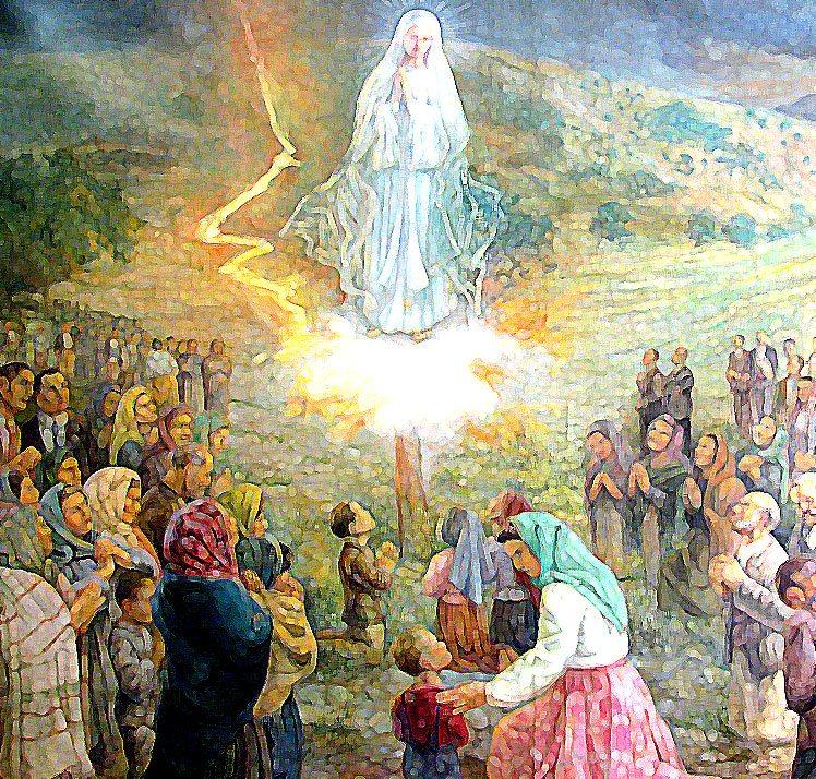sixth apparition fatima