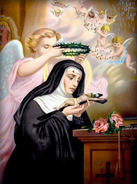 Who is Saint Rita of Cascia?