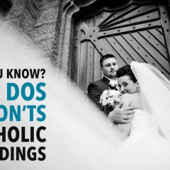 Catholic Weddings: The Dos and Don'ts