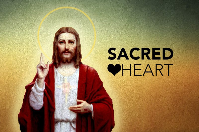 The Powerful Image of the Sacred Heart of Jesus