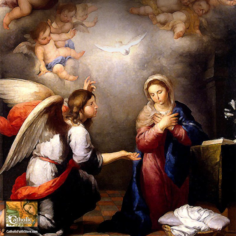 Annunciation of Our Lord