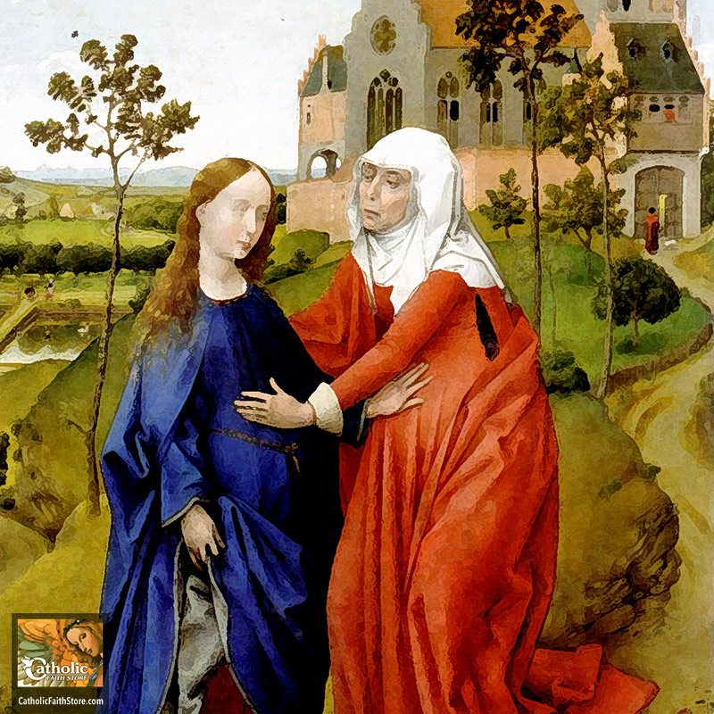 Visitation of Elizabeth and Mary