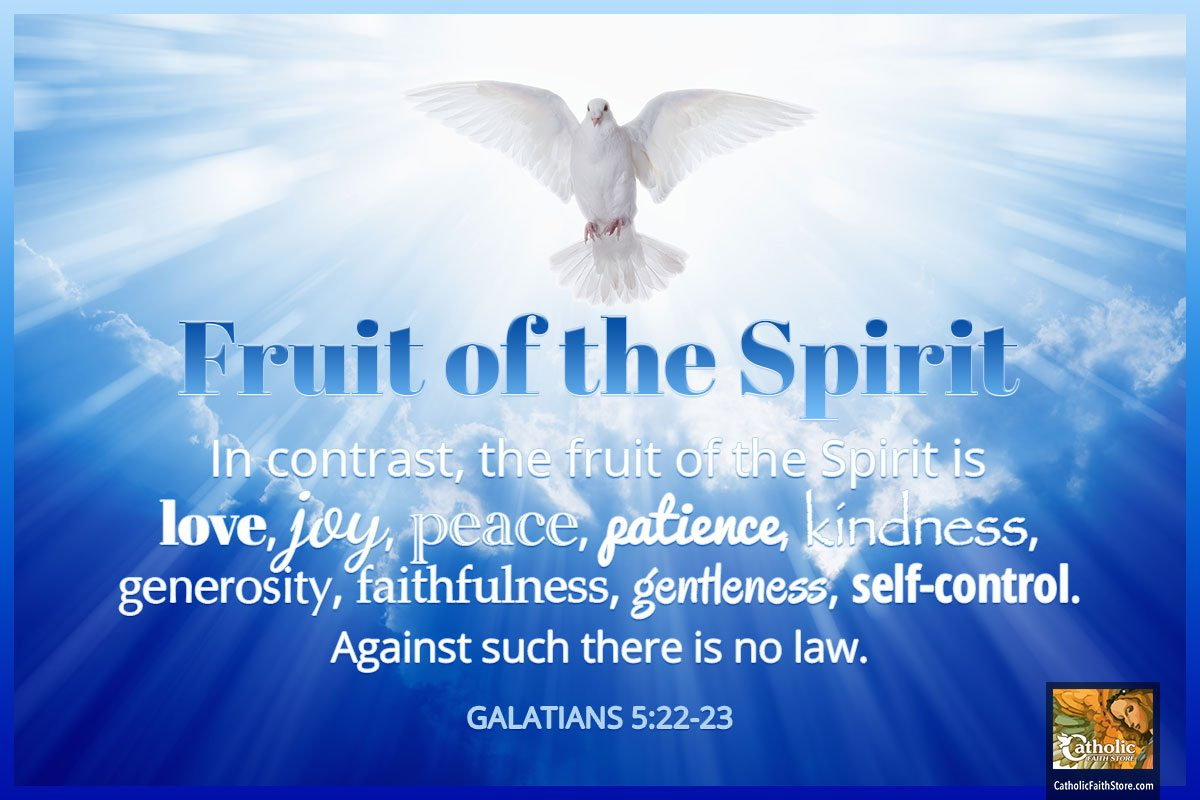 Fruit of the Spirit – Galatians 5:22-23