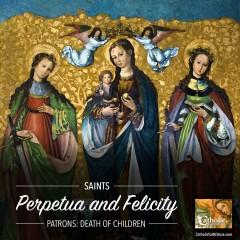 Perpetua and Felicity