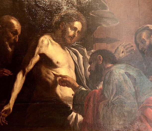 St. Thomas the Doubter