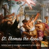 St. Thomas the Apostle and the Doubter?