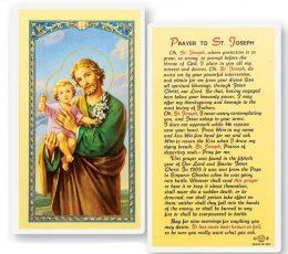 Prayers to Saint Joseph