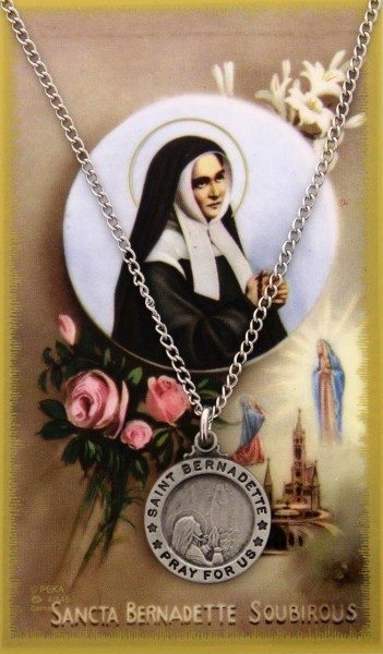 Prayers to Saint Bernadette