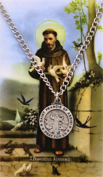Prayers to Saint Francis of Assisi - Patron Saint of Animals and the
