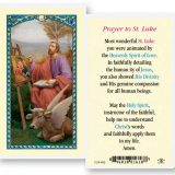 Prayer to Saint Luke