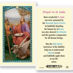 Prayer to Saint Luke