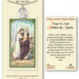 Prayers to Saint Matthew