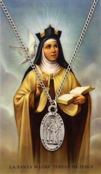 Prayer to Saint Teresa of Avila