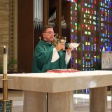 What is the Eucharist?