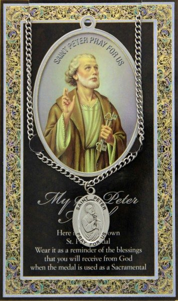 Prayers to Saint Peter the Apostle