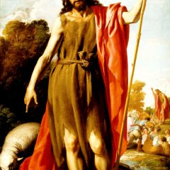 The Story of Saint John the Baptist – Feast Day June 24th