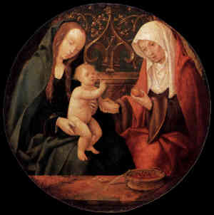 Prayers to Saint Anne