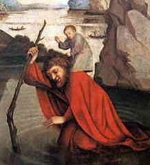 Prayers to Saint Christopher