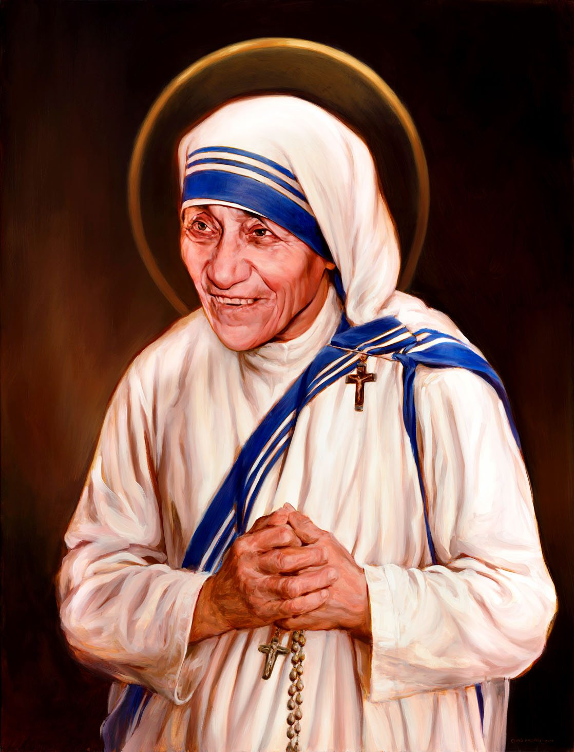 Mother Teresa of Calcutta - The Story of St. Teresa of Calcutta - Catholic Faith Store