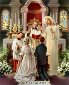 Sacrament of Matrimony | Catholic Faith Store