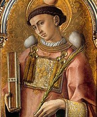 The Story of St. Stephen, the First Martyr