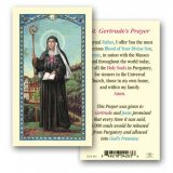 Prayers to Saint Gertrude