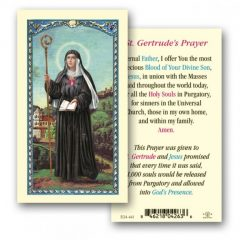 Prayers to Saint Gertrude