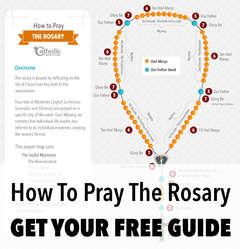 Download FREE Pray the Rosary Guide