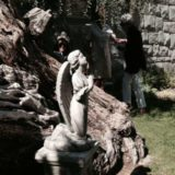 Garden Statue — Thank you for the excellent workmanship and care