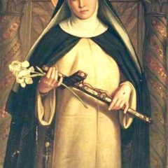 Who is Saint Catherine of Siena?