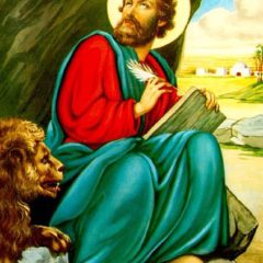 Who is Saint Mark the Evangelist? Why is he Portrayed as a Winged Lion?