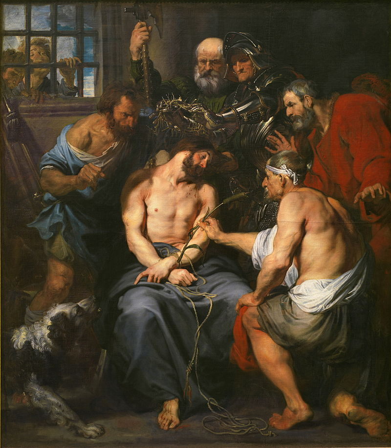 The Crowning of Jesus